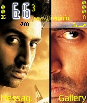Abhishek Bachchan Pose