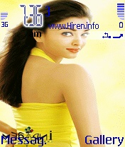 Aishwarya Yellow