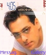 Am Salman Khan Full Face Theme