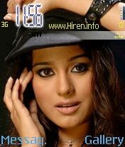 Amrita Rao Cool Theme