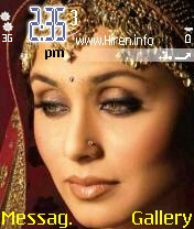 Babul Rani Mukherjee Movie Theme