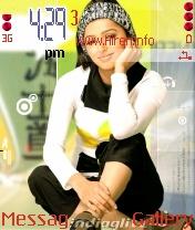 Bhumika Chawla Sweet Theme