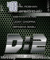 D2 Dhoom 2 Nice Mobile Theme