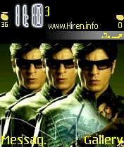Don Main Hoon Don 2006 Theme