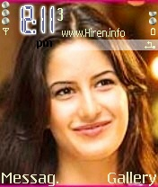 Katrina Kaif Simple Smile Theme