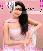 Priyanka Chopra Pink Sweet Look