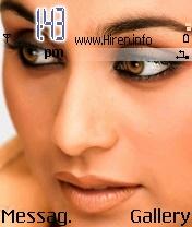 Rani Mukherjee Closeup
