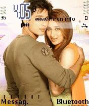 Shahid Kapoor and Kareena Kapoor Theme