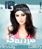 Shilpa Shetty Sweet n Cool Theme