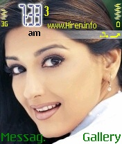 Sonali Bendre Sweet Smile