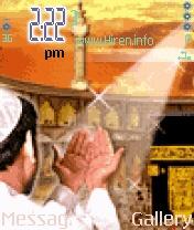 Noname Muslim Mobile Theme