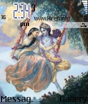 Indian » Mobile Themes » Religious Themes for Nokia S60 2nd