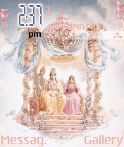 Sita Ram Mobile Theme