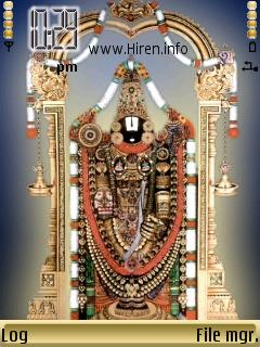 Balaji God Theme N95 and 3rd Edition