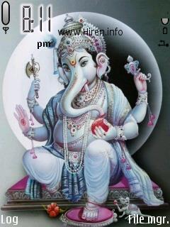 Ganpathy Ganpapti Theme