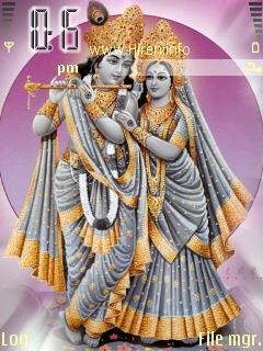 Krishna Radha Theme