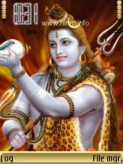 Shiv Sankar Mobile Theme
