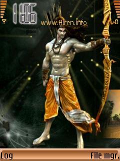Shri Ramchandra Theme