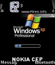 Downloads mobile stuff themes for nokia s60 2nd windows xp windows xp professional animated mobile theme sciox Choice Image