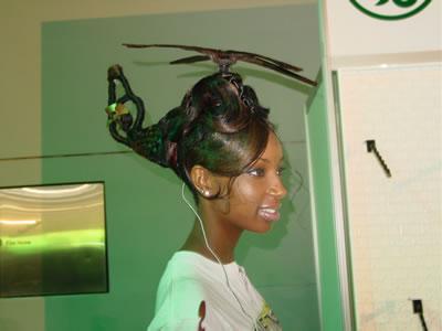 Chopper Hair Style
