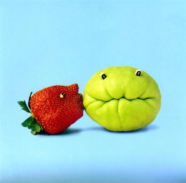 Funny Vegetables Love