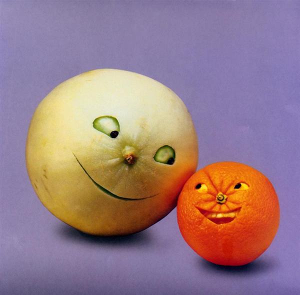 Funny Vegetables Smiliy