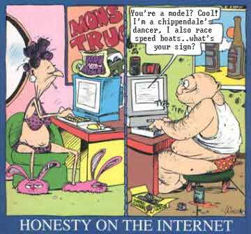 Honesty on the Internet
