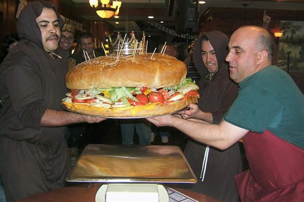 New Biggest Burger
