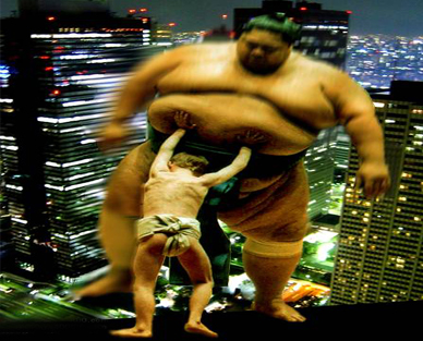 Sumo in the City