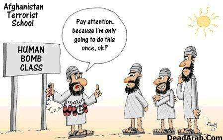 Terrorist School Afghanistan
